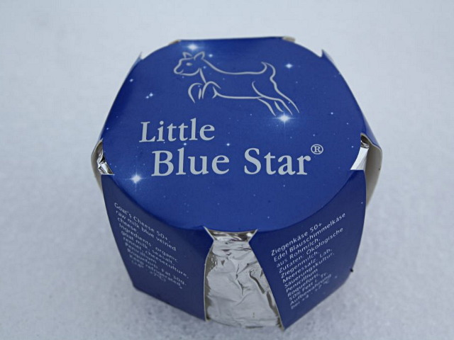 Little Blue Star